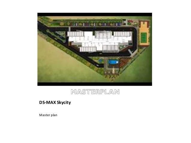 DS-MAX Skycity Master plan