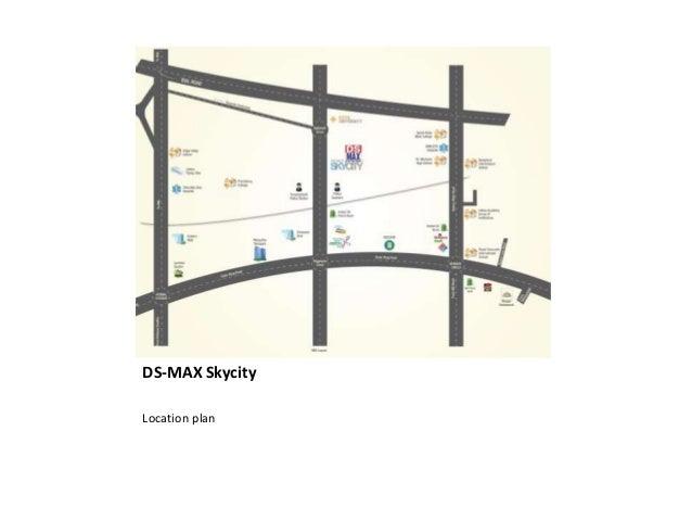 DS-MAX Skycity Location plan