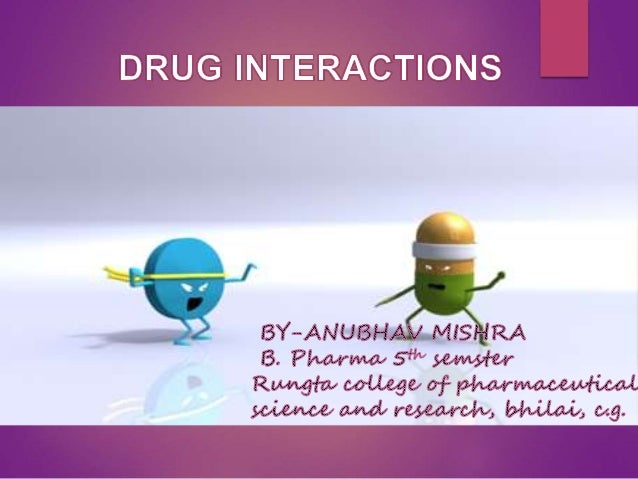 drug interaction, Skeleton