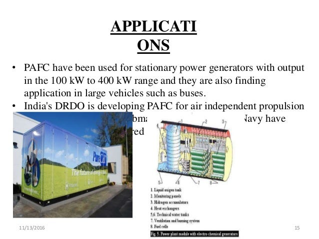 Fuel Cells Types Working Construction Fabrication And