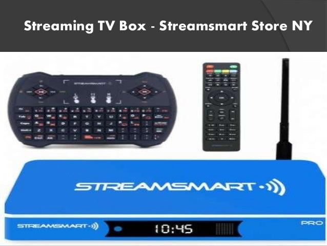 Smart TV Box New York