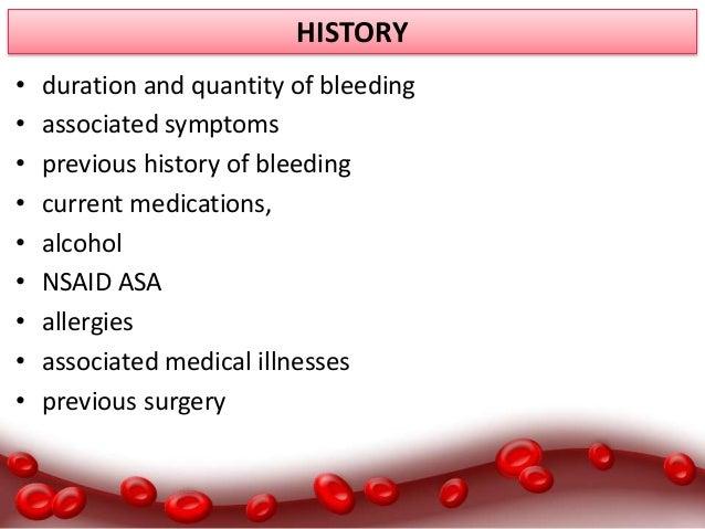 Gastrointestinal Bleeding Gi Bleed