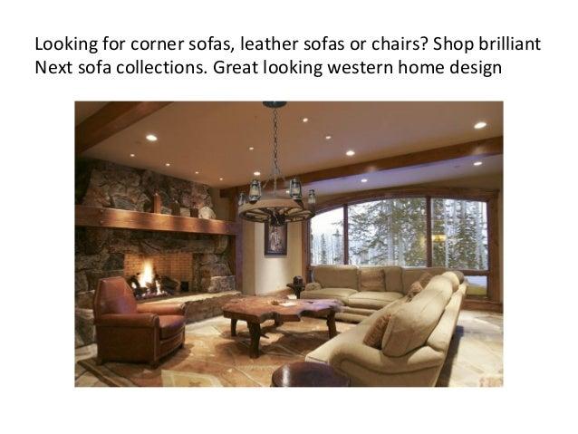 Great Looking Western Home Design; 6. Update Your Bathroom Furniture ...