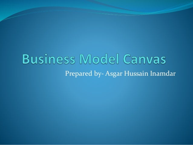 business model canvas of itc hotel