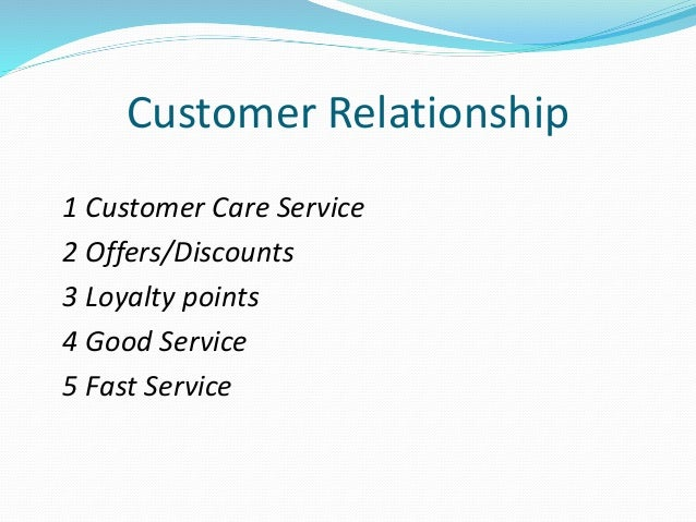 customer relationship management on service quality in hotel marketing essay The relationship between service quality service quality and customer satisfaction in hotels essay thesis service quality and customer.