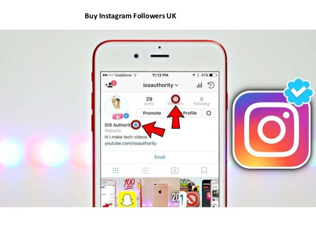 Buy Instagram Followers UK, Get free Likes on Instagram from £0 59