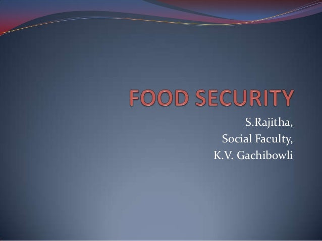 S.Rajitha, Social Faculty, K.V. Gachibowli