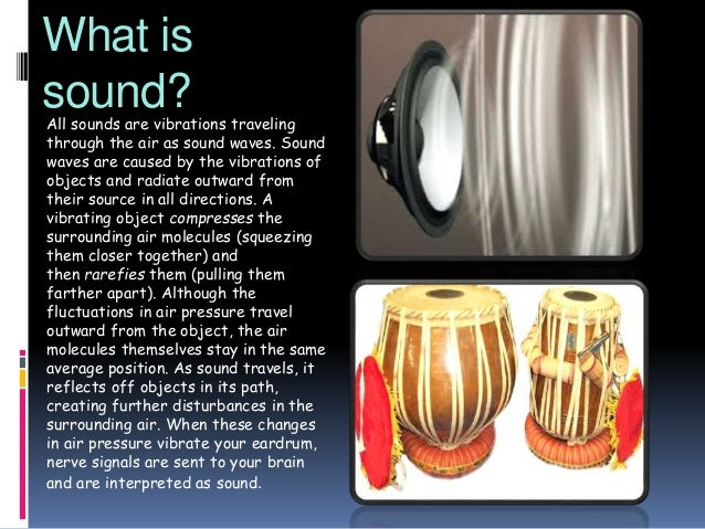 Chapter 22a – sound waves a powerpoint presentation by ppt video.