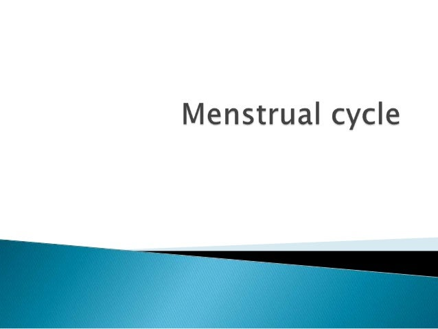 It is the periodic uterine bleeding that begins approximately 14 days after ovulation It is an involvement of hypothalam...