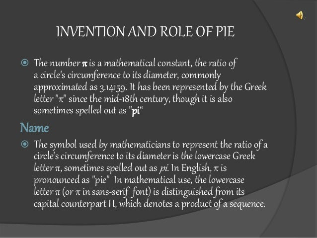 who invented the mathematical term pi In 1706 a little-known mathematics teacher named william jones first used a  symbol to represent the platonic concept of pi, an ideal that in numerical terms  can.