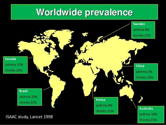 Prevalence incidence study