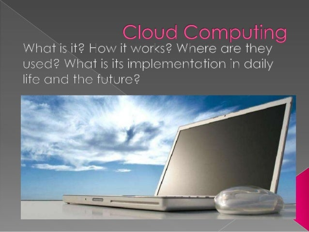What is Cloud Computing?  Why do we call it Cloud Computing?  Structure of Cloud Computing  Service Modes of Cloud Comp...
