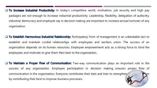 importance of employee empowerment pdf