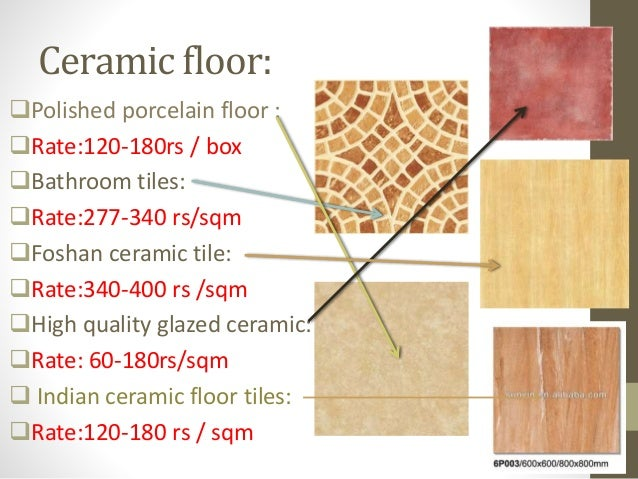 Remarkable Ceramic Tiles Rate Contemporary - Simple Design Home ...