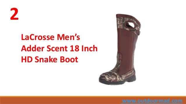 10 Best Snake Proof Boots Review