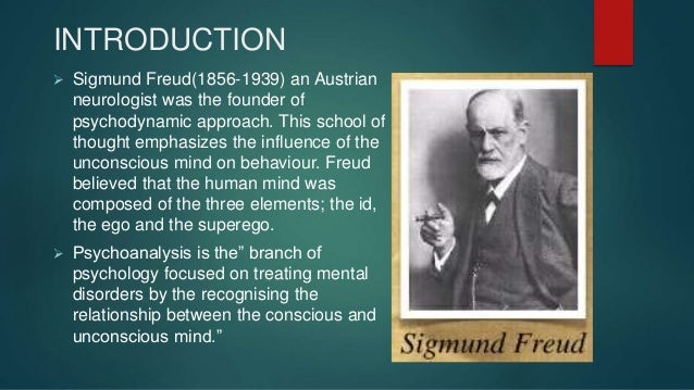 case study sigmund freud Full-text paper (pdf): re-reading little hans: freud's case study and the question of competing paradigms in psychoanalysis.