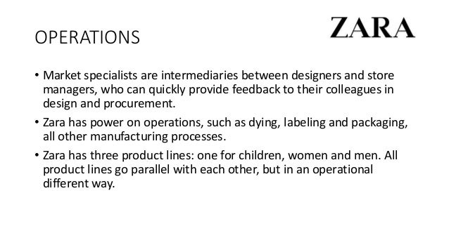 Comparison of Zara and Mango stores Logistics operations Essay Sample
