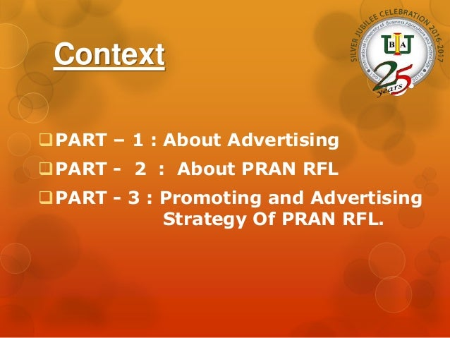 pran marketing plan of pran apple An exploratory research on pran tea of company limited agricultural marketing goal and the specific objective: the goal of the projects is to analyze the current local market of pran tea and.