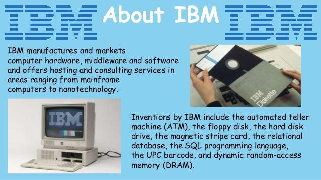 IBM Slide 3