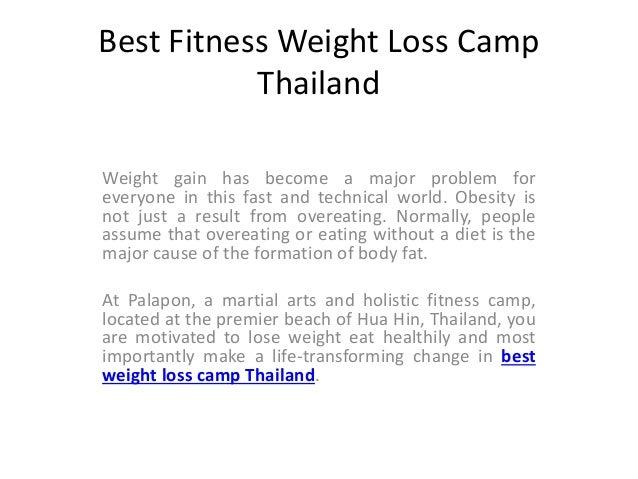 Weight loss hua hin