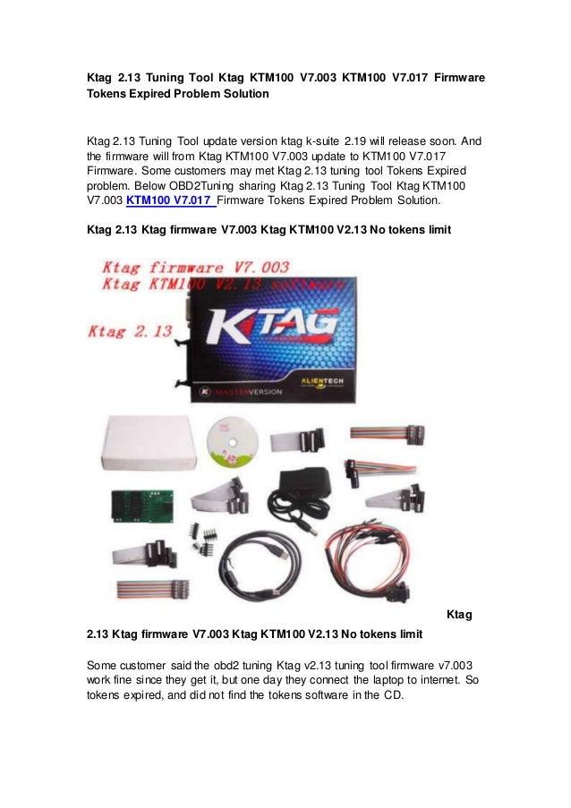 Ktag 2 13 Tuning Tool Ktag KTM100 V7 003 KTM100 V7 017