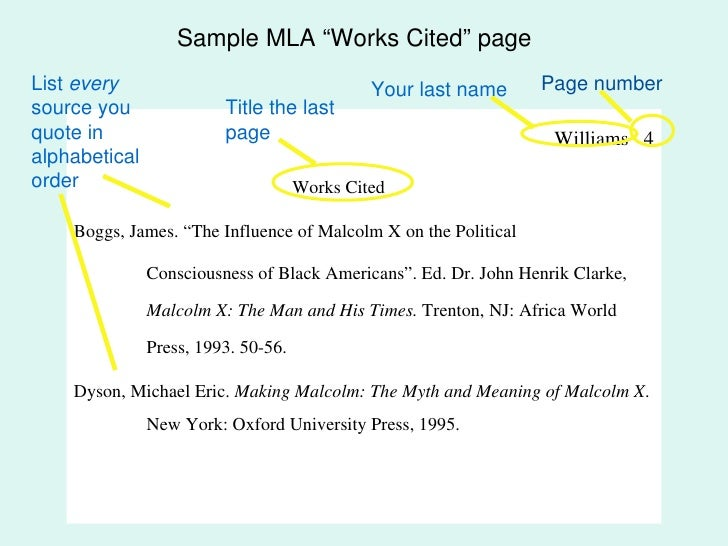 malcolm x citation essay Malcolm x essay topics: good collection of academic writing tips and free essay samples you can read it online here.