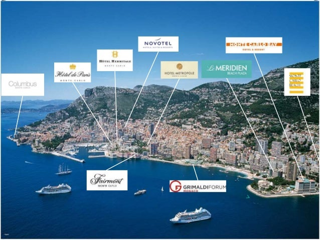 Monaco convention bureau mice presentation