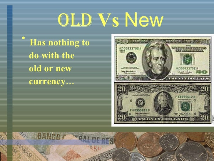 old money vs new money the I grew up in an area of both new and old money, with my family falling somewhere in the middle of the two - having had some money for about a century and a half and having been in the us for quite a long time.