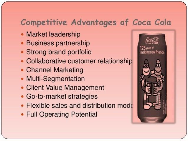 coca cola customer relationship