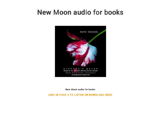 New Moon Book For