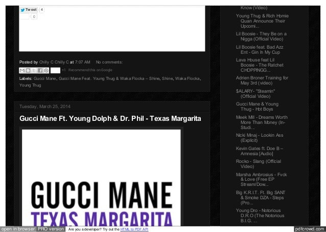 Good Morning Vietnam Gucci Mane : New music diddy august alsina gucci mane young thug