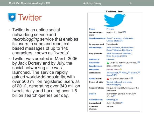 New Networking Skills - Using Social Media