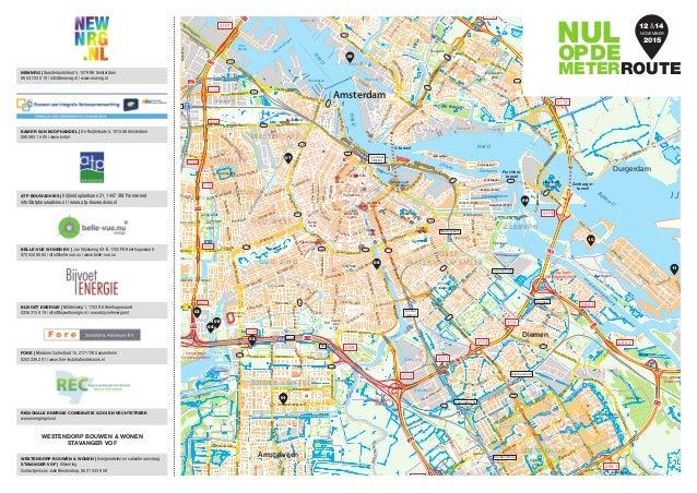 knooppunt Badhoevedorp knooppunt De Nieuwe Meer knooppunt Amstel knooppunt Watergraafsmeer knooppunt Diemen M M M M M M M ...