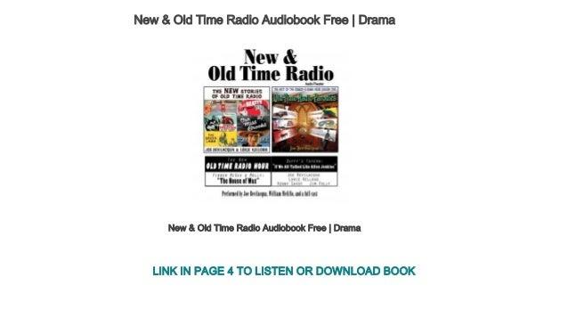 New & Old Time Radio Audiobook Free | Drama