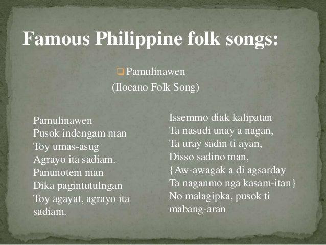 Tagalog lyrics