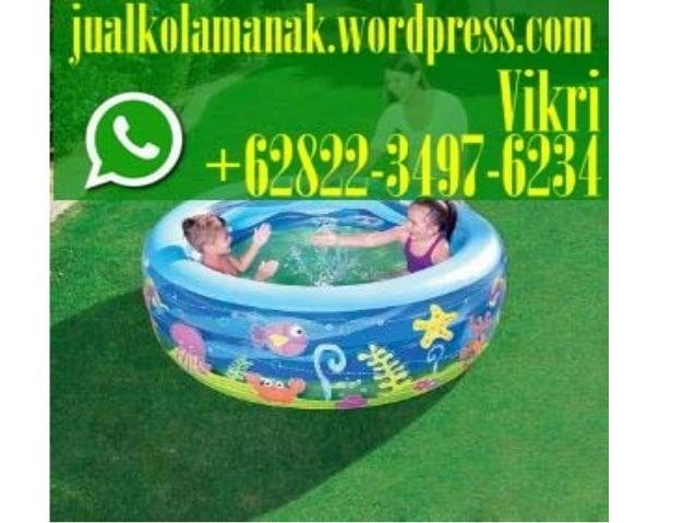 Promo 0822 3497 6234 Harga Kolam Renang Balon Murah
