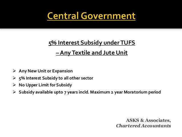Interest Subsidy on Education Loan During Moratorium ...