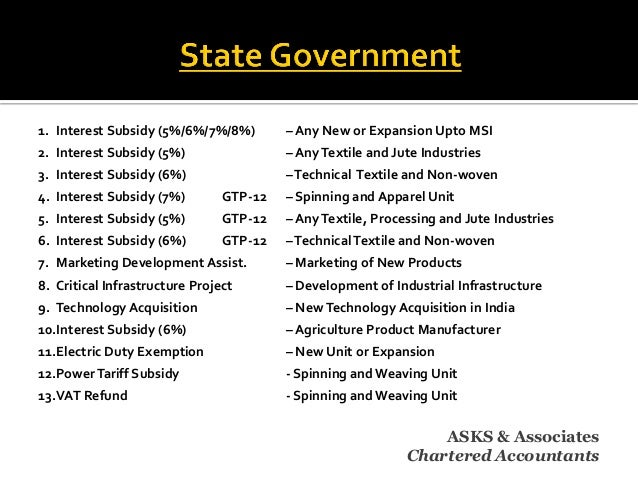 Central Scheme of Interest Subsidy for Education Loans ...