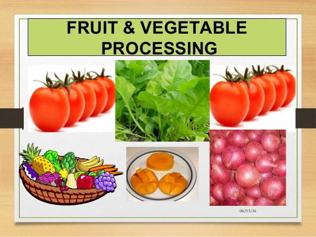 New Technologies In Food Drink Preservation