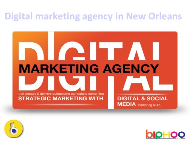 Digital marketing agency in New Orleans