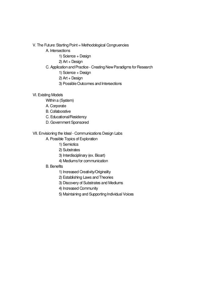 exploratory paper outline If you are writing an explanatory essay, you definitely need to compose a good explanatory paper outline learn how to do this.
