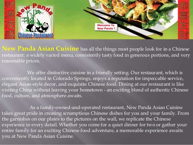 Chinese Food Delivery Colorado Springs Co