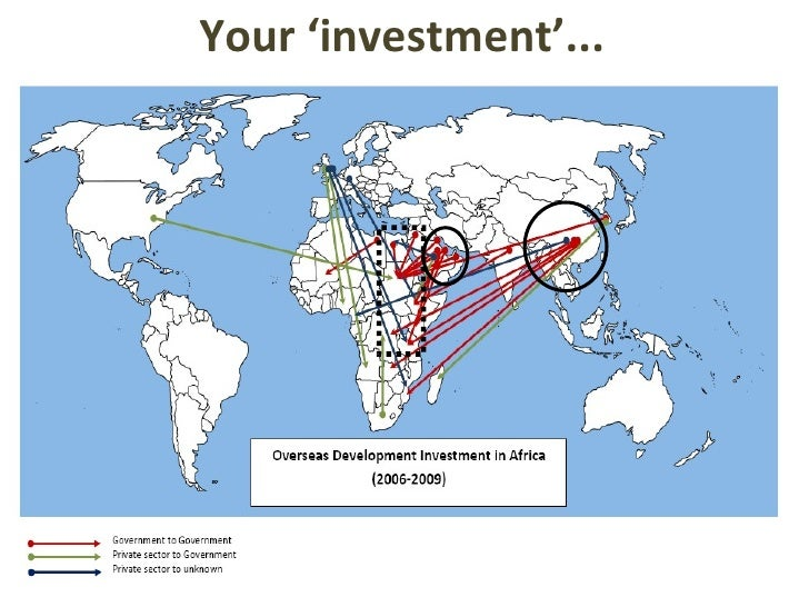 Your 'investment'...