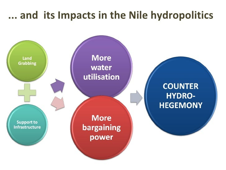... and  its Impacts in the Nile hydropolitics