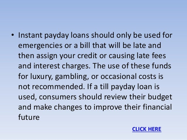 Help getting out from under payday loans picture 6
