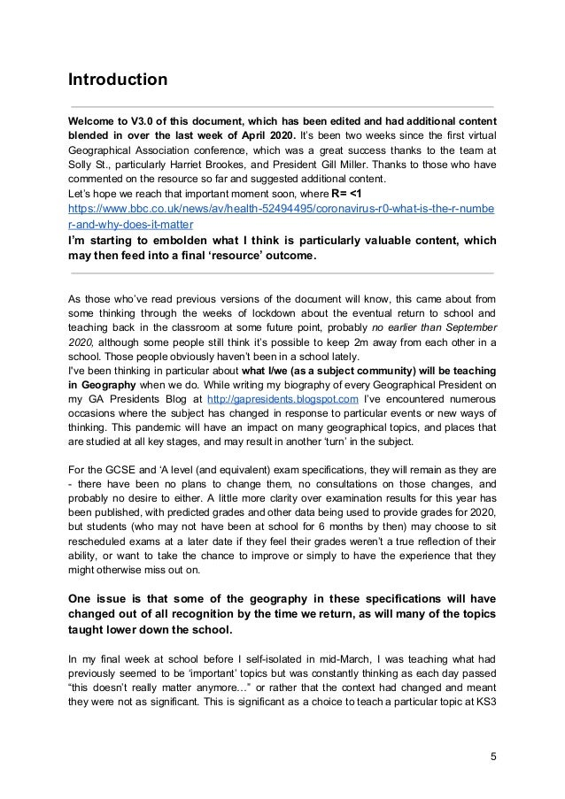 Introduction Welcome to V3.0 of this document, which has been edited and had additional content blended in over the last w...