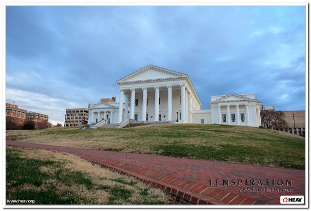 Homeschool Day at the Virginia Capitol