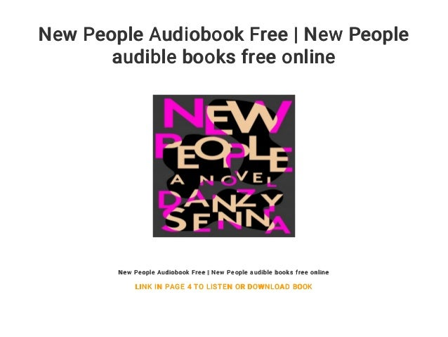 New People Audiobook Free | New People audible books free online