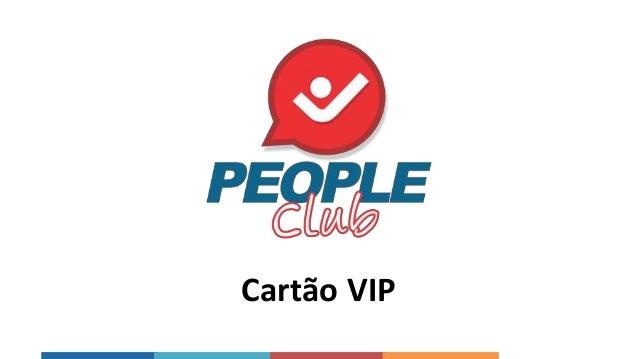 Cartão VIP
