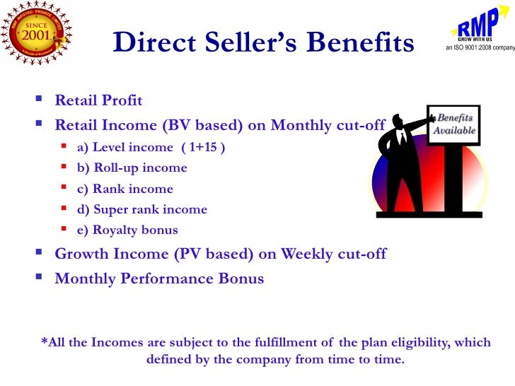 RMP Network Marketing Opportunity | RMP Infotec Business Plan